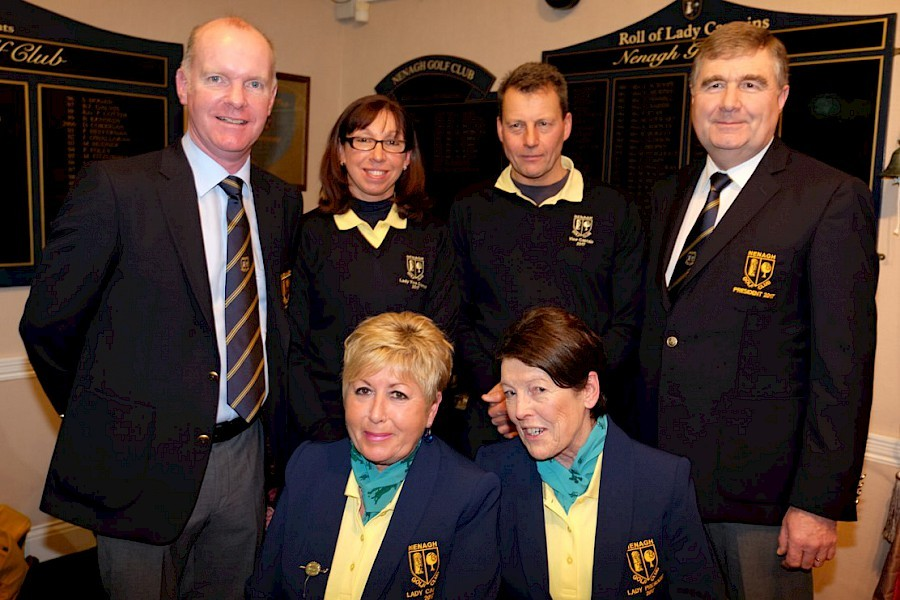 Captains Drive In 2017