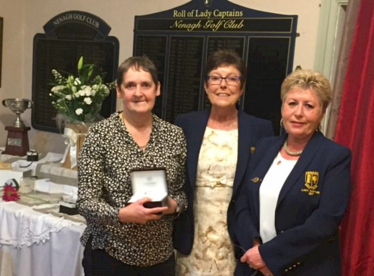 Prize Winners Lady Presidents Day