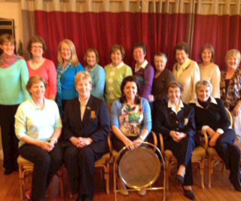 Recent Lady Winners