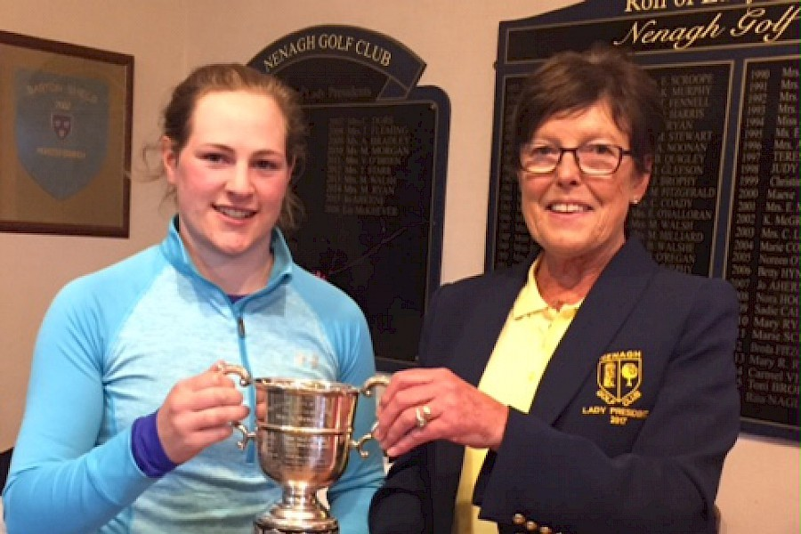 Golfer of The Year Prize Winners 2017