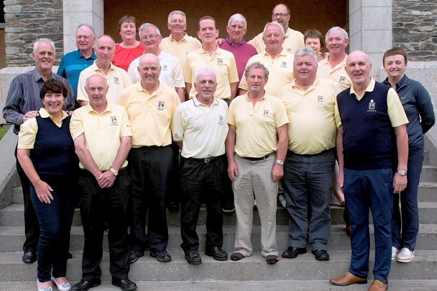 Nenagh Golf Club Teams & Supporters