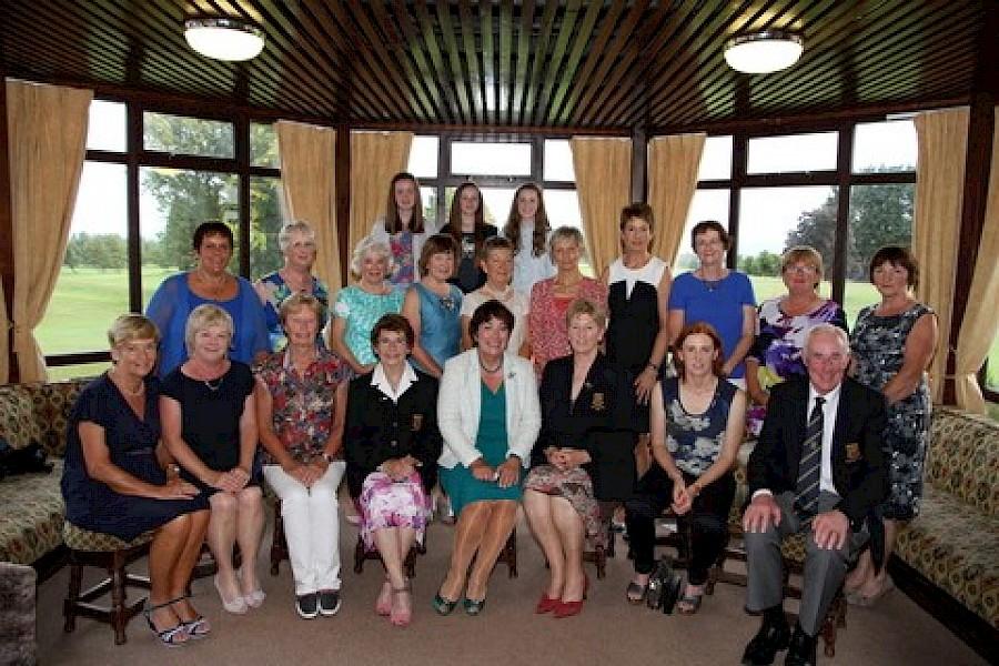 Ladies Captains Prize 2014