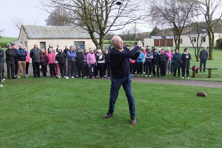 Captains Drive In 2018