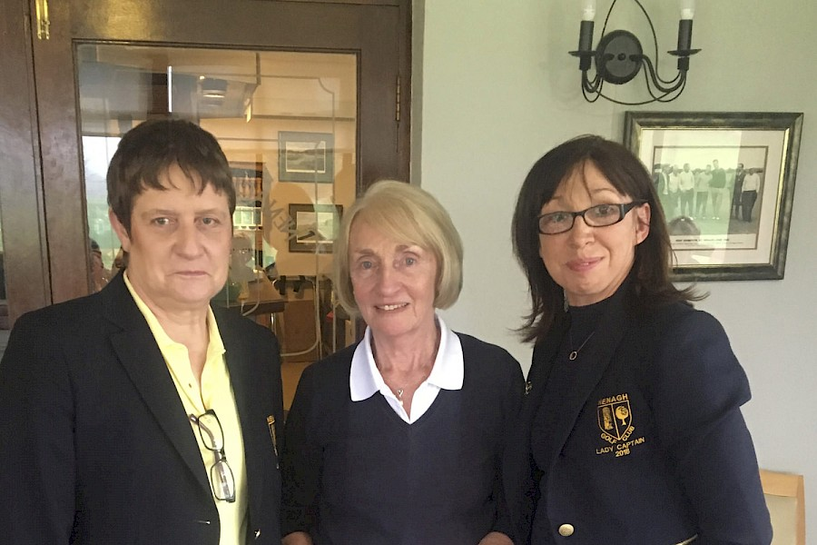 Ladies Intermediate Team 2018