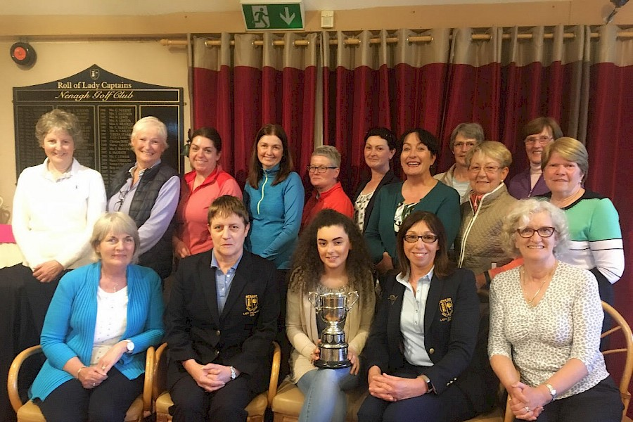 Recent Winners of Ladies Competitions May 2018