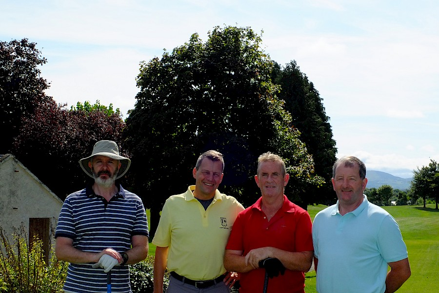 Mens Captains Day 2018