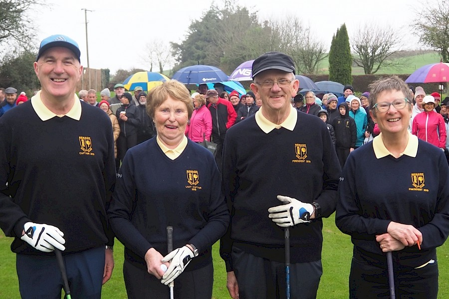 Captains Drive In January 2019