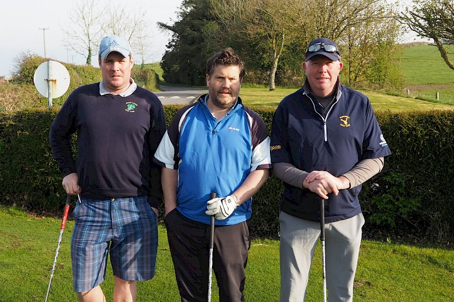 Frank Maher Memorial Scratch Cup (sponsored by Tippo International Ltd and Glazing Spares and Repairs)