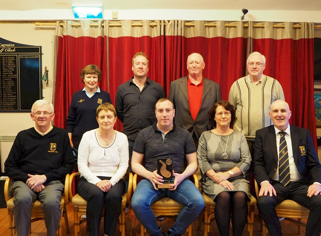 Deloughry Trophy GOY Prize Winners