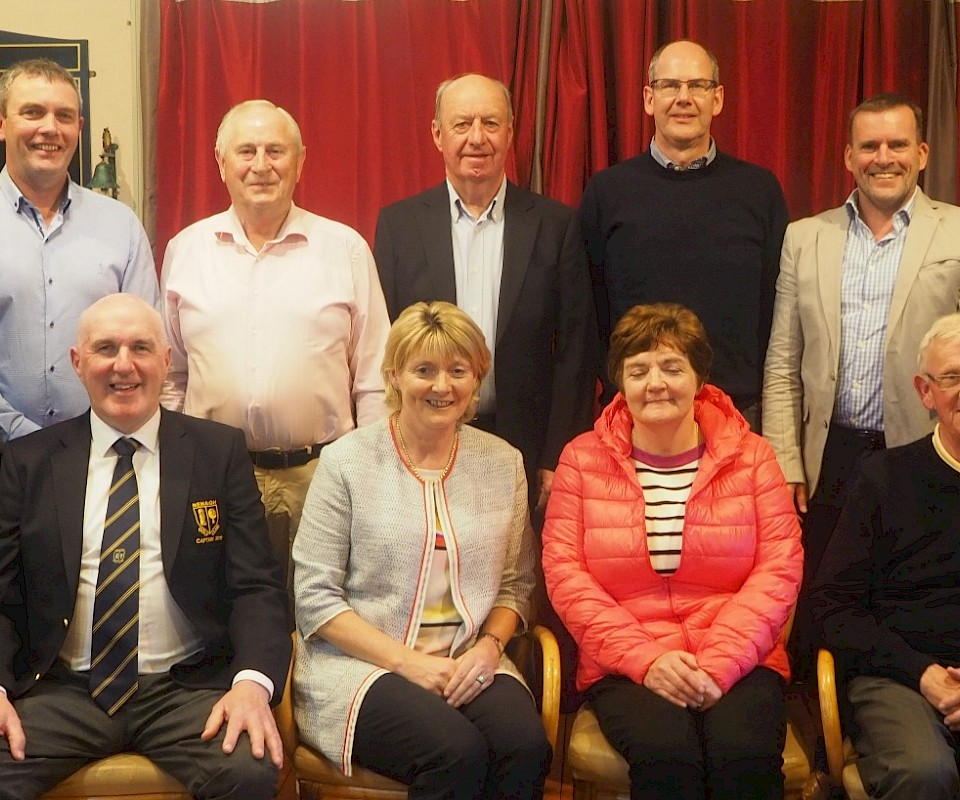 Nenagh Lion's Club Golf Classic organizing Committee.