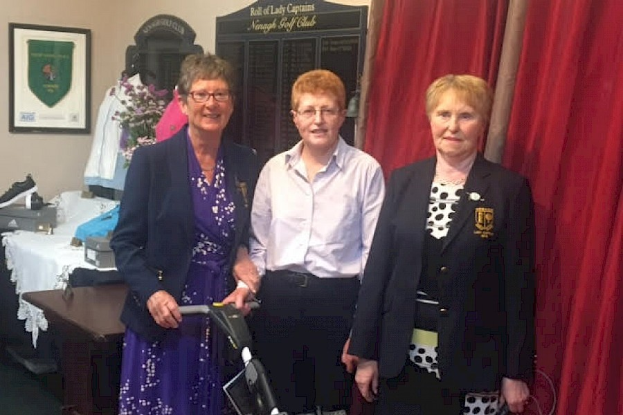 2019 Lady Presidents Prize overall winner.