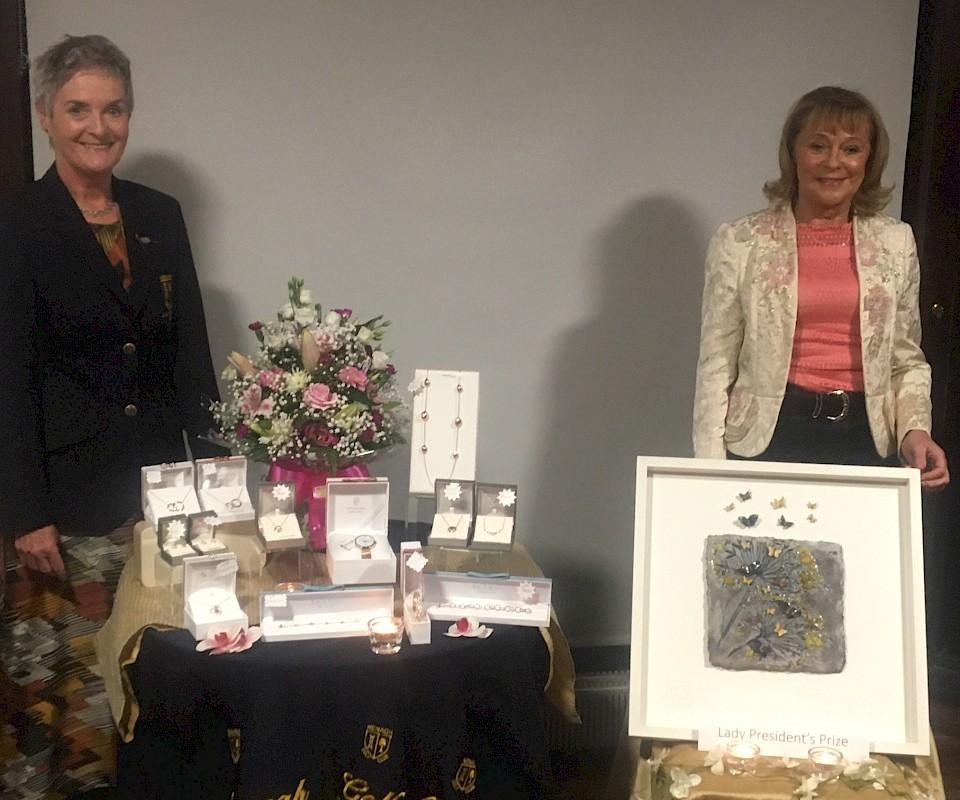 Teresa Connolly Lady Presidents Prize Winner 2020